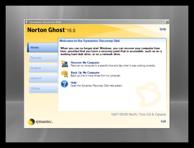 Norton Ghost copias de seguridad tutorial foto 10