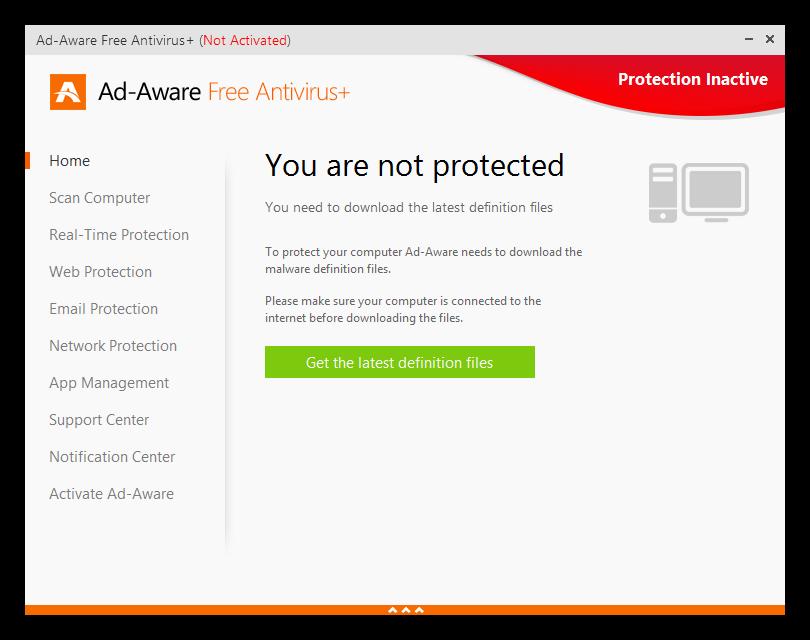 Manual de Ad-Aware