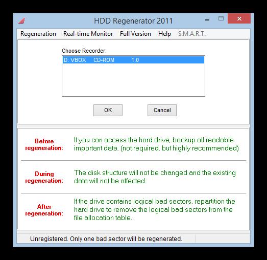 HDD Regenerator foto 2