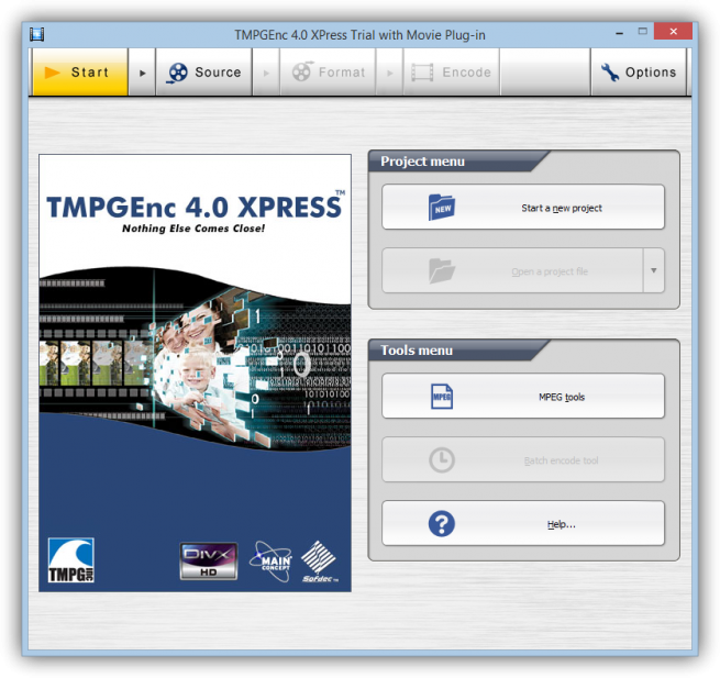 TMPGEnc tutorial foto 1