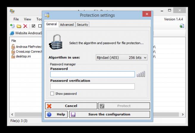 Protege y encripta tus archivos tutorial foto 4