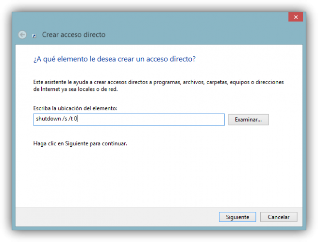 accesos directos apagar reiniciar suspender windows tutorial foto 2
