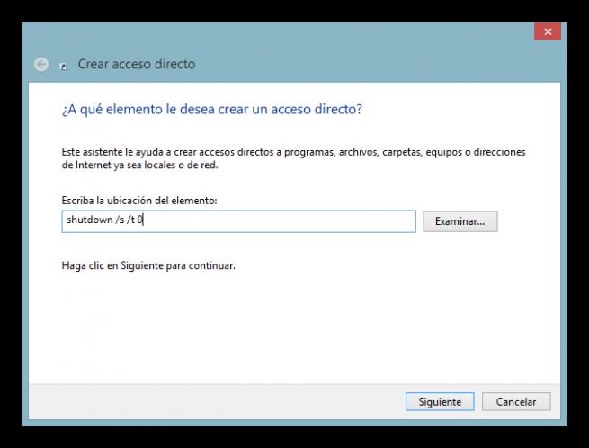 accesos directos apagar reiniciar suspender windows tutorial foto 2