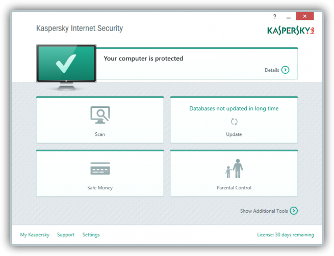 Kaspersky Internet Security tutorial foto 3