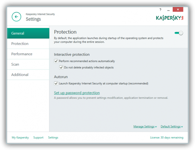 Kaspersky Internet Security tutorial foto 6
