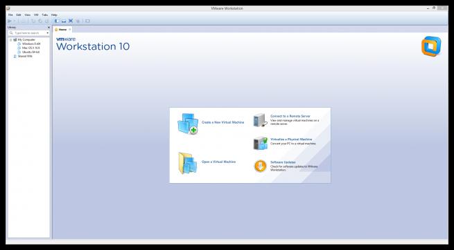 VMWare sistemas operativos virtuales foto 1