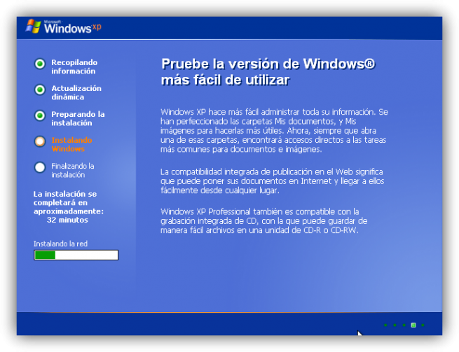 Tutorial instalacion windows xp foto 13