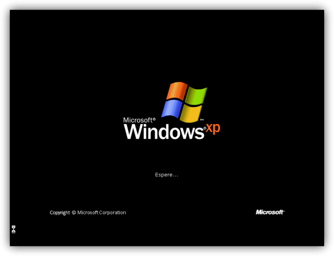 Tutorial instalacion windows xp foto 16