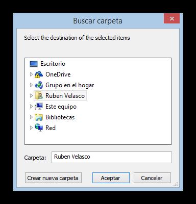 eraser borrar archivos de forma segura tutorial foto 3