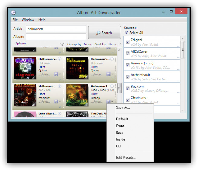 Album Art Downloader tutorial foto 2