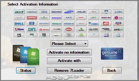 estos activadores para windows 7 generalmente detienen la cuenta atras