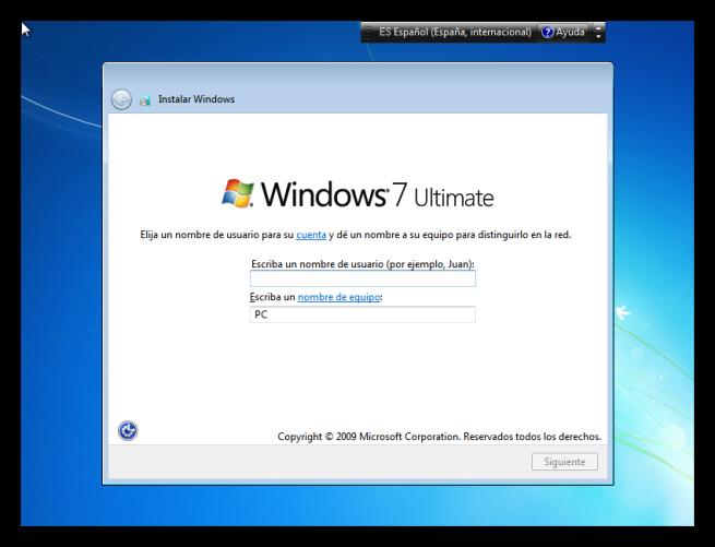 Tutorial instalar windows 7 foto 15