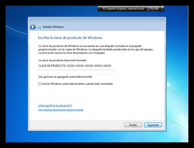 Tutorial instalar windows 7 foto 17