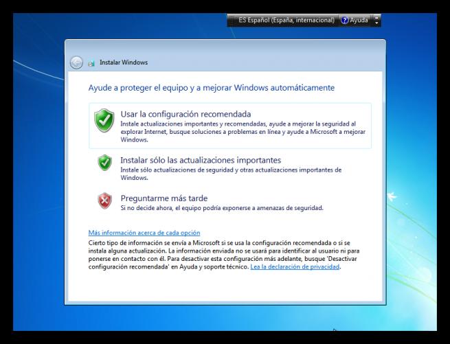 Tutorial instalar windows 7 foto 18