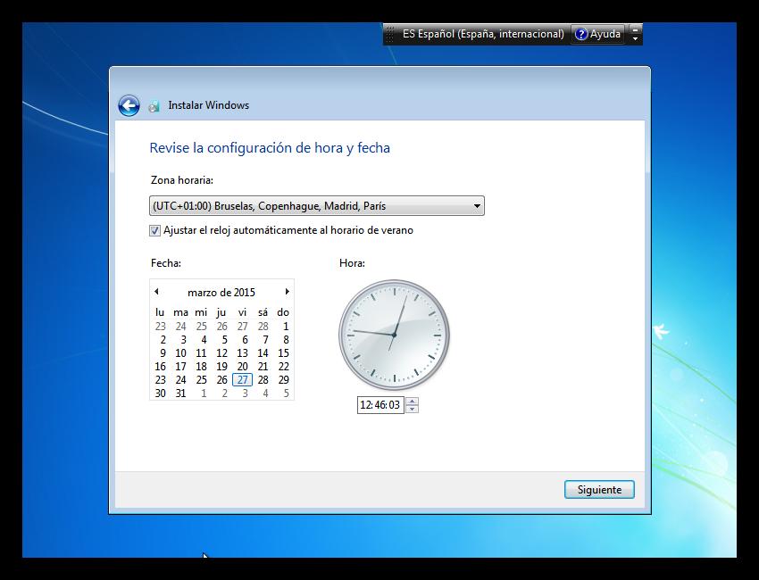 Instalar sin programas