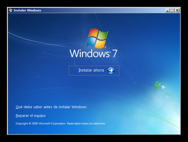 Tutorial instalar windows 7 foto 3