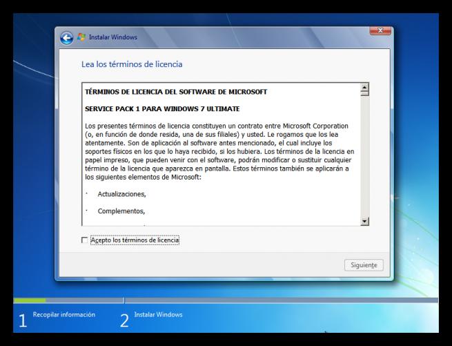 Tutorial instalar windows 7 foto 4