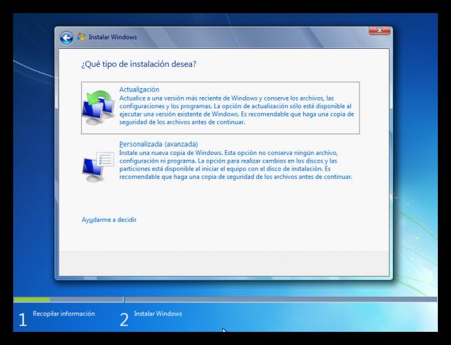 Tutorial instalar windows 7 foto 5