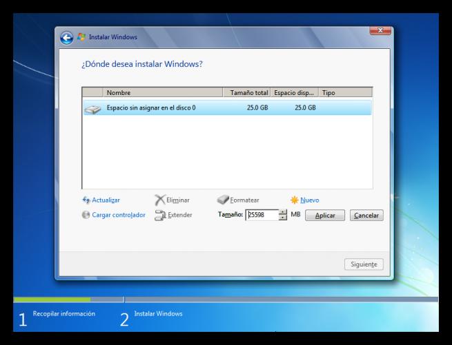 Tutorial instalar windows 7 foto 7