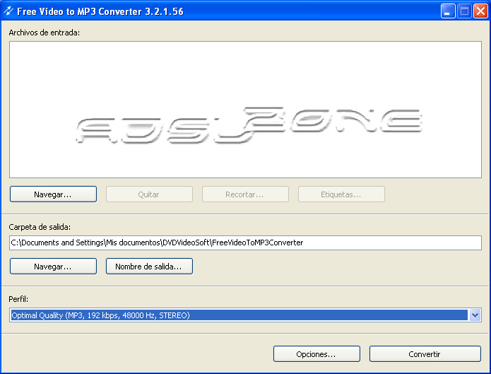 free-video-to-mp3-converter-principal