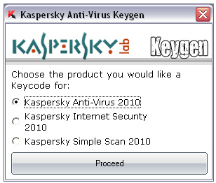 Keygen para Kaspersky utilizado para propagar malware