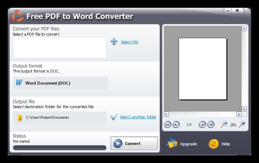 descargar programa convertir pdf en word gratis