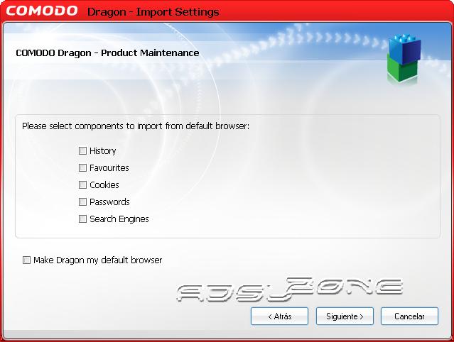 comodo-dragon-importar