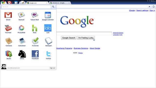 Ver noticia 'Google Chrome OS se lanzará en otoño'