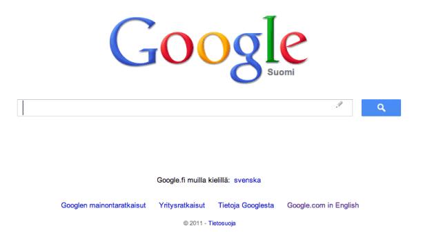 Google nueva interfaz 1