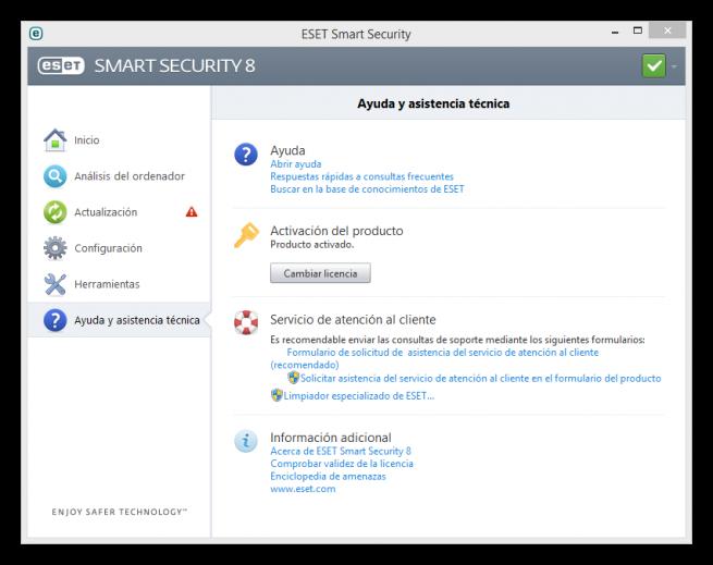 ESET Smart Security analisis foto 6