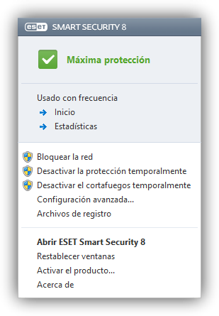 ESET Smart Security analisis foto 7
