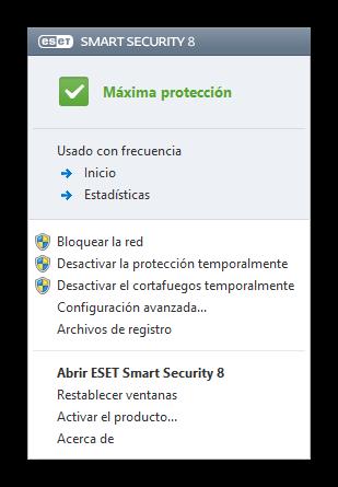 ESET Smart Security analisis foto 7