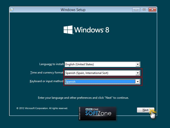 Manual instalación Windows 8. Instalar Windows 8 paso a paso Instalar_windows8_01