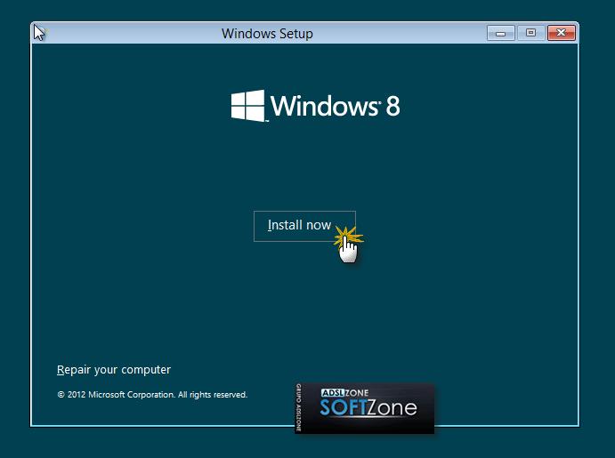 Manual instalación Windows 8. Instalar Windows 8 paso a paso Instalar_windows8_02