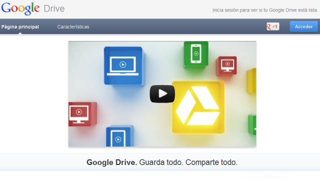 Google Drive Principal