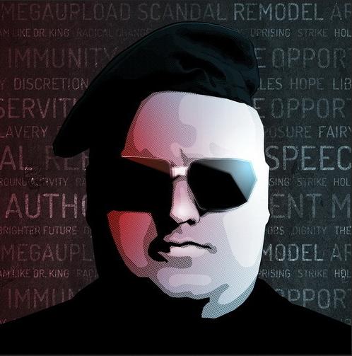 Kim dotcom fundador de megaupload