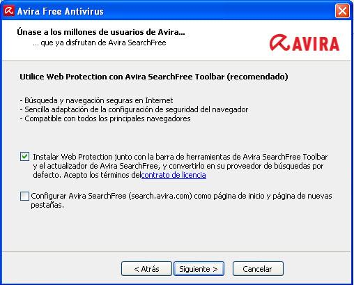 avira 2013 toolbar