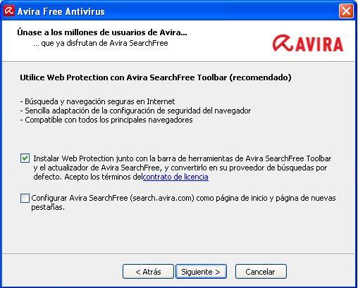 avira 2013 toolbar