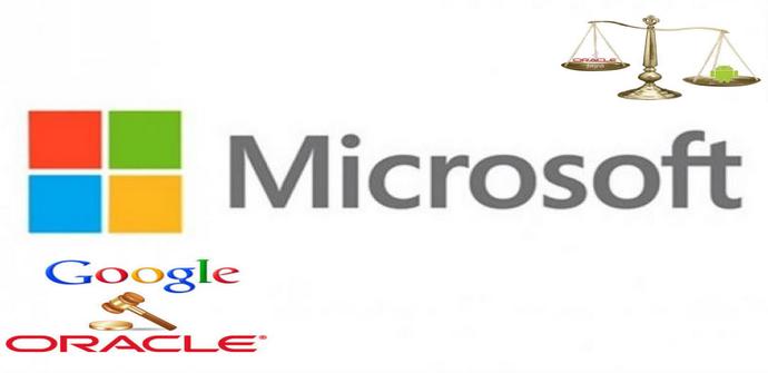 Ver noticia 'Microsoft se une a Oracle y reclaman a Google mil millones de dólares por usar Java'