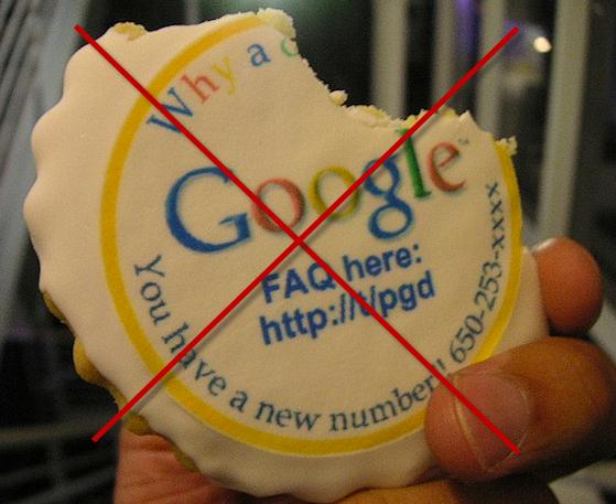 google cookies