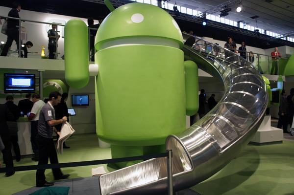 Android en el MWC