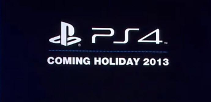PS4 presentación oficial