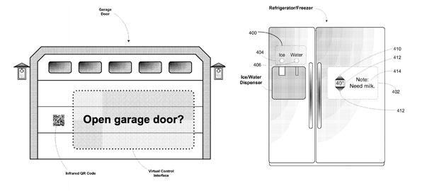Patente para conectar los electrodomésticos de Google