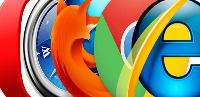 Internet Explorer el navegador principal en el lugar de trabajo