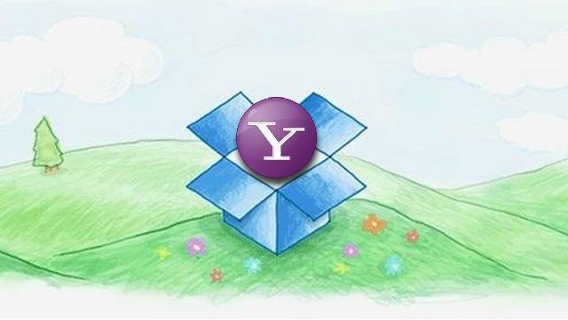 Yahoo y Dropbox