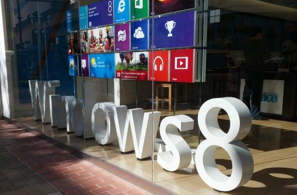 ventas Windows 8