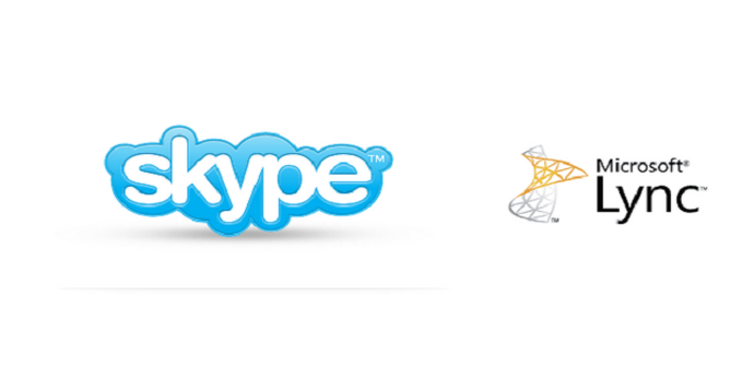 Ver noticia 'Microsoft hace posible que los usuarios de Skype y Lync se comuniquen'