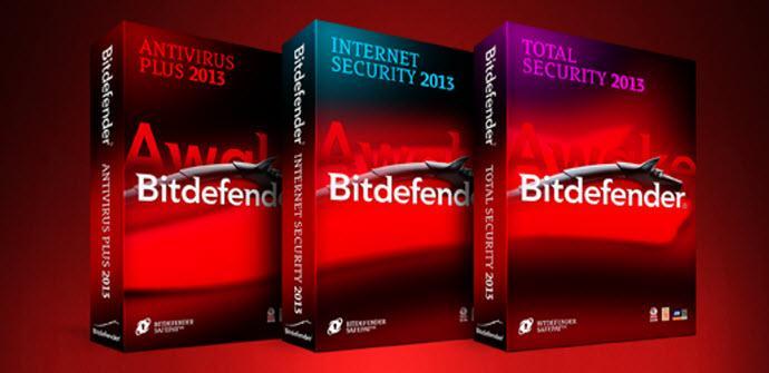 gama productos bitdefender 2013
