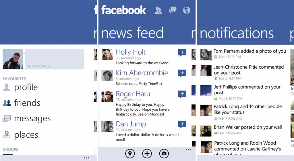 Facebook en WP