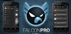 Falcon Pro evita la limitación de usuarios de la API de Twitter